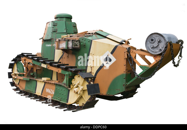 french renault ft 17 tank stock photos french renault ft 17 tank stock images alamy. Black Bedroom Furniture Sets. Home Design Ideas