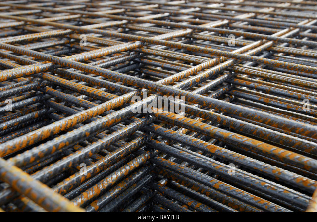 Concrete Reinforcing Steel Detailing : Reinforcement steel stock photos