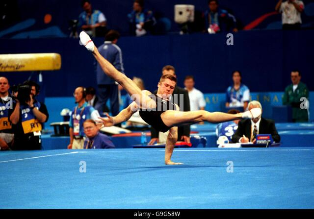 sydney 2000 olympic coin gymnastics games - photo#36