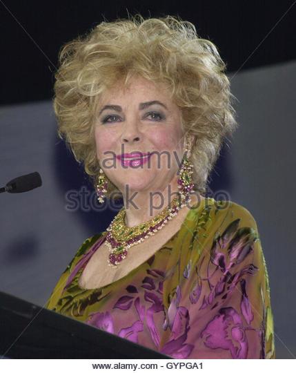 Elizabeth Taylor Aids Activist Stock Photos & Elizabeth ...