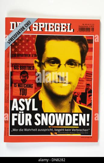 Spiegel stock photos spiegel stock images alamy for Der spiegel magazin