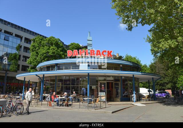 Cafes Steglitz Schlo Strasse
