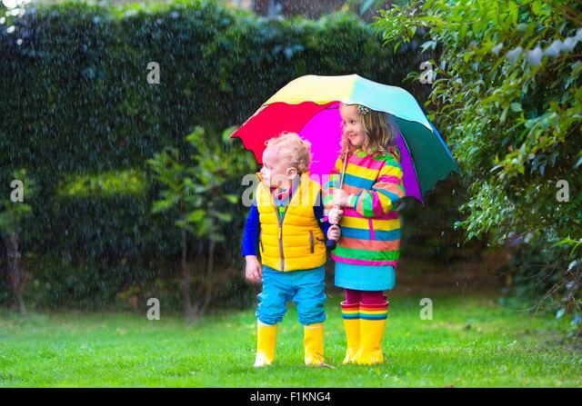how to play little rain