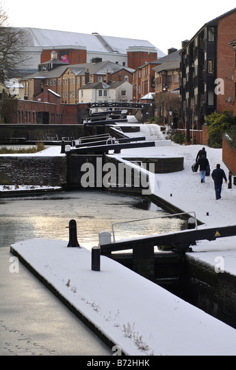 Birmingham Canal Navigations Stock Photos & Birmingham ...