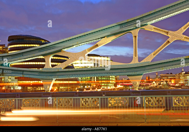 bridge gb night london - photo #11