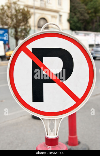 No Parking Stock Photos Amp No Parking Stock Images Alamy