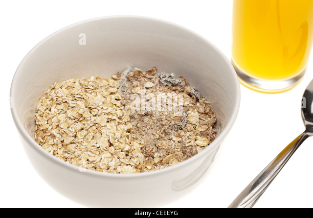 how to cook plain rolled oats