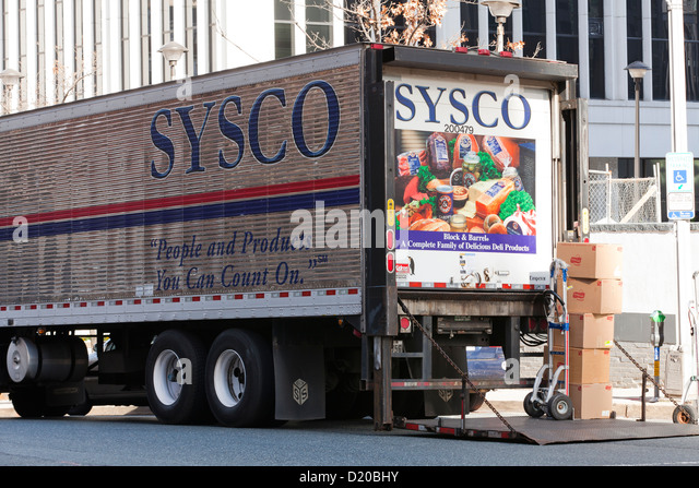 Sysco Food Delivery Truck Gallery For > Sysco...
