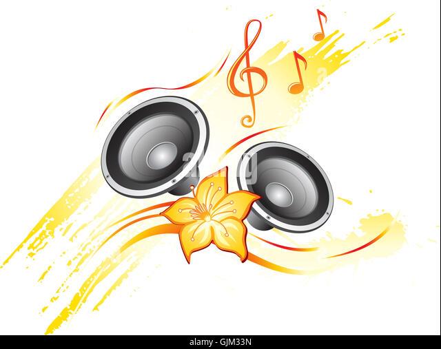 music speakers clipart. music speaker disco - stock image speakers clipart s
