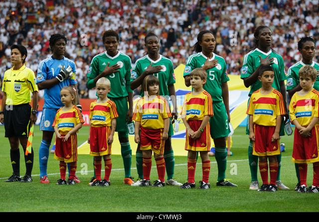 nigeria football team stock photos nigeria football team