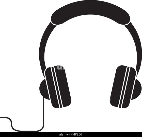 Listen Music Stock Vector Images - Alamy