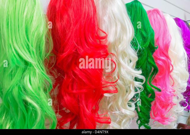 England Lady Shop Wig 26