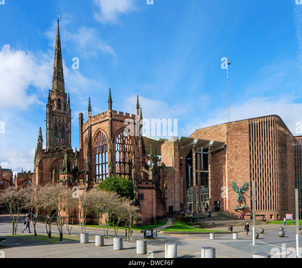 Places To Visit Coventry Uk: Coventry Stock Photos & Coventry Stock Images
