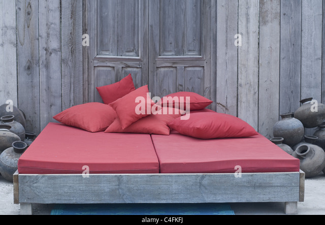 naturmobel bed stock image catalogo intermobil las palmas