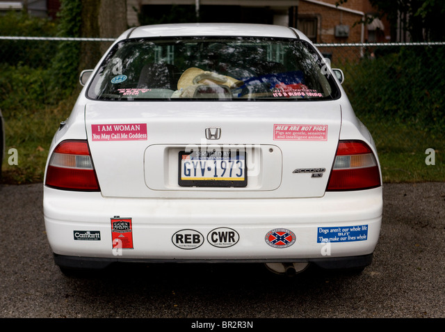 Honda Accord Car Stock Photos Honda Accord Car Stock Images Alamy - Stickers for honda accord