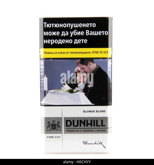 Cigarettes Dunhill Georgia where to buy
