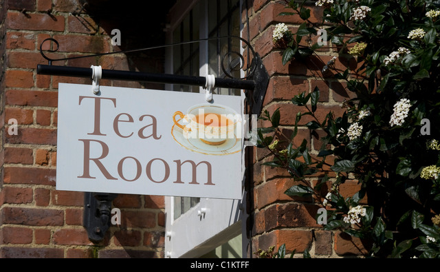 Salutation Tea Rooms Sandwich