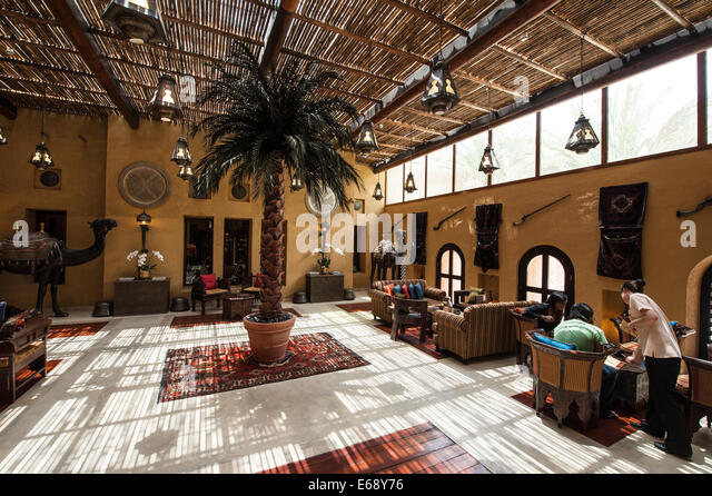 Bab al shams stock photos bab al shams stock images alamy for 7 shades salon dubai
