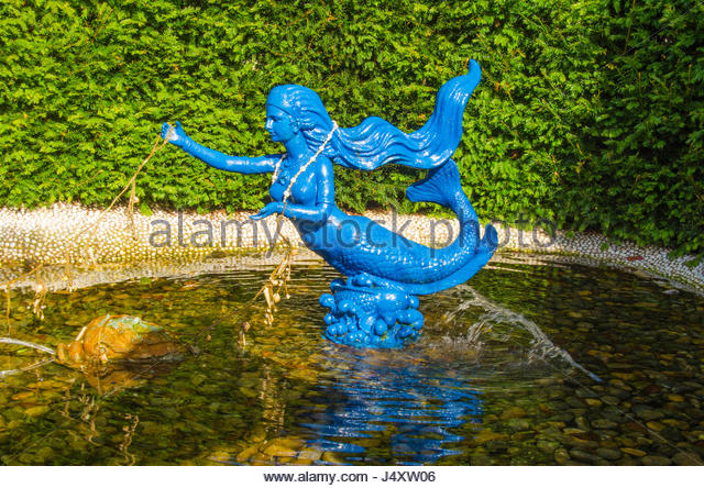 Relaxing water feature stock photos relaxing water for 3 drayton terrace mermaid waters
