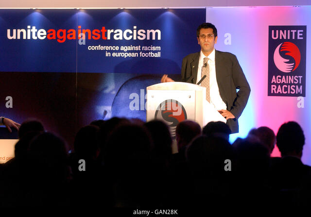 racism in soccer The phenomenon of racism in football is not as old as the conflict of racism in society in general, but neither is it as recent as the current worrying situation.