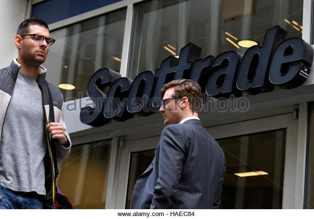 pass by a Scottrade Financial Services Inc. branch in the financial