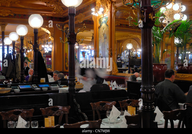 art deco restaurant chez julien stock photos art deco restaurant chez julien stock images alamy. Black Bedroom Furniture Sets. Home Design Ideas