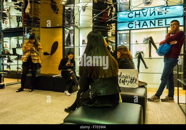 chanel bon marche store - photo#38