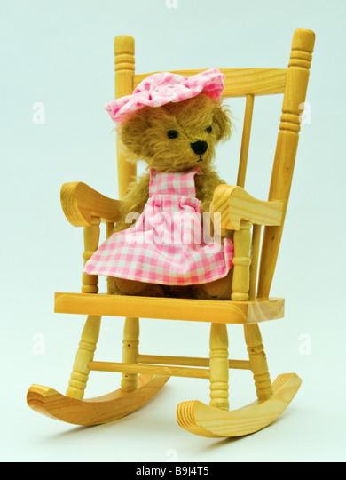 Teddy Bears And Chair Stock Photos Teddy Bears And Chair