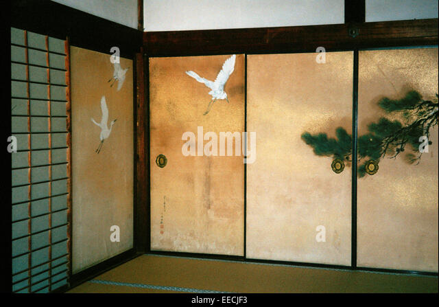 Sliding Paper Doors Stock Photos Sliding Paper Doors Stock : paper doors - pezcame.com