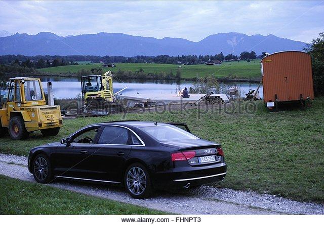 photo of Florian David Fitz Audi - car