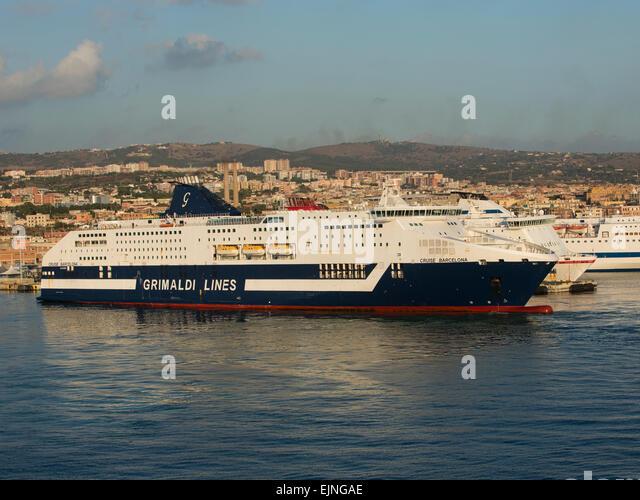 Civitavecchia stock photos civitavecchia stock images - Rome civitavecchia italy cruise port ...