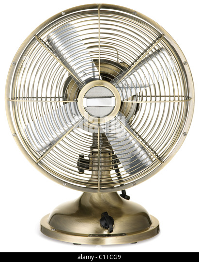 Retro Style Fan