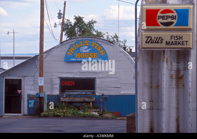 Thill stock photos thill stock images alamy for Thill s fish house