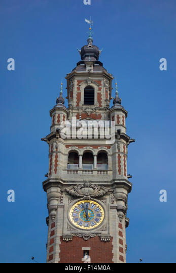 Lille france city stock photos lille france city stock for Chamber of commerce france