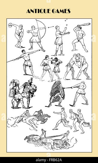 greek and roman sports Ancient greek and roman civilisation have made many parts to western civilisation particularly when it comes to political relations, trade, and athleticss from wrestling to javelin, ancient athleticss set the read more greek and roman sports.