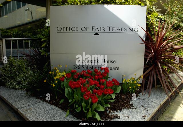 Office Of Fair Trading Stock Photos & Office Of Fair ...
