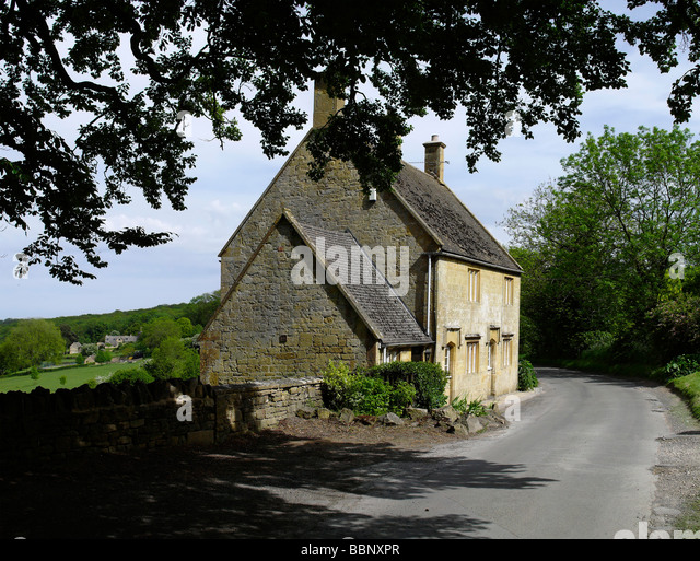 Cotswold Second Home Stock Photos Cotswold Second Home