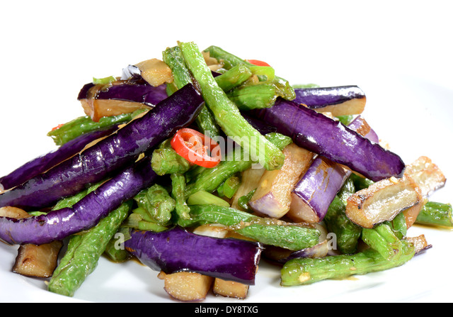 how to make chinese fried eggplant