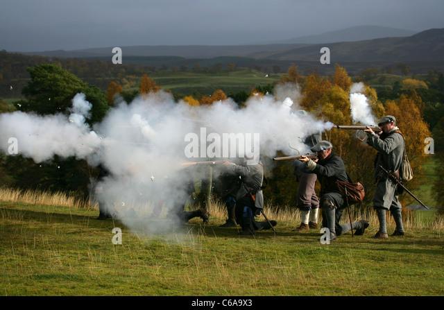 dating musket balls and gunpowder