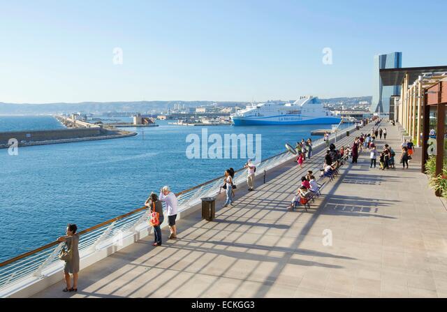 Terrasses du port stock photos terrasses du port stock images alamy - La terrasse du port marseille ...