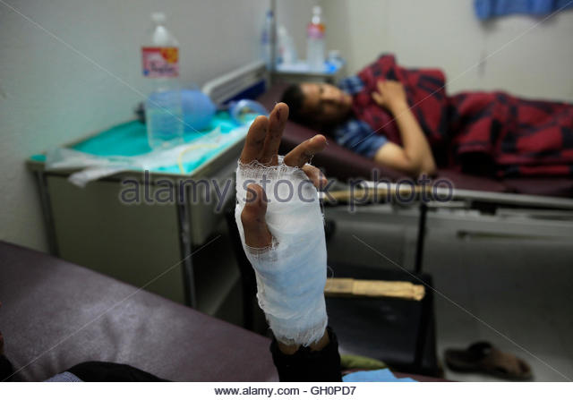 Bandaged Hospital Stock Photos & Bandaged Hospital Stock ...