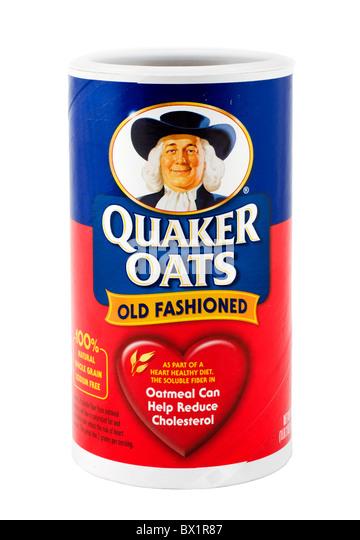 Quaker Oats Stock Photos Quaker Oats Stock Images Alamy