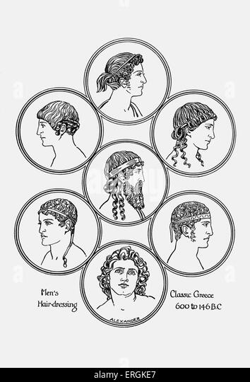 Marvelous Ancient Greek Man Stock Photos Amp Ancient Greek Man Stock Images Short Hairstyles Gunalazisus
