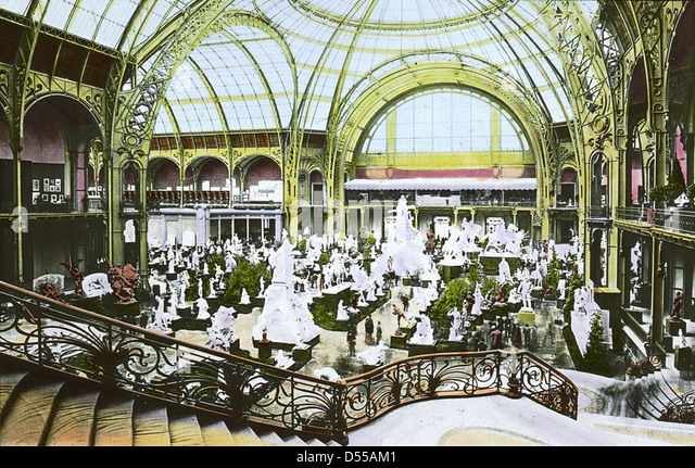 Exposition 1900 stock photos exposition 1900 stock images alamy - Exposition grand palais paris ...