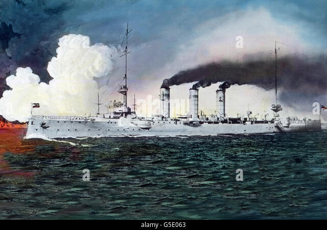 Kreuzerkrieg. War on the sea. Germany, war, World War, WWI, 1, history ...
