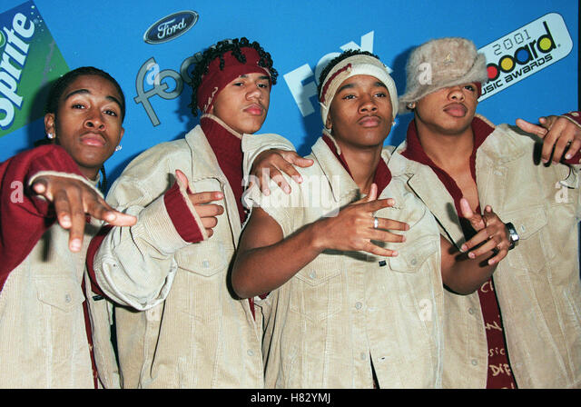 J Boog From B2k Kids B2k Stock Photos &...