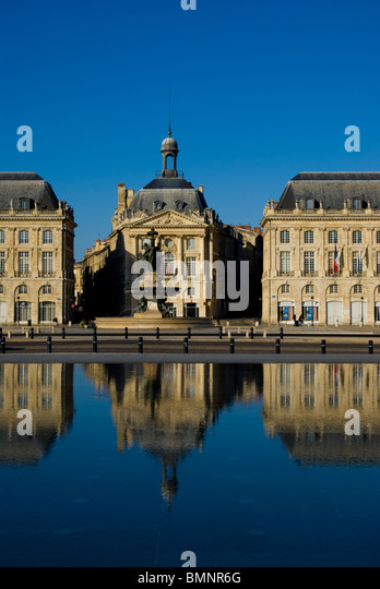 La bourse de commerce stock photos la bourse de commerce for Chambre de commerce de bordeaux