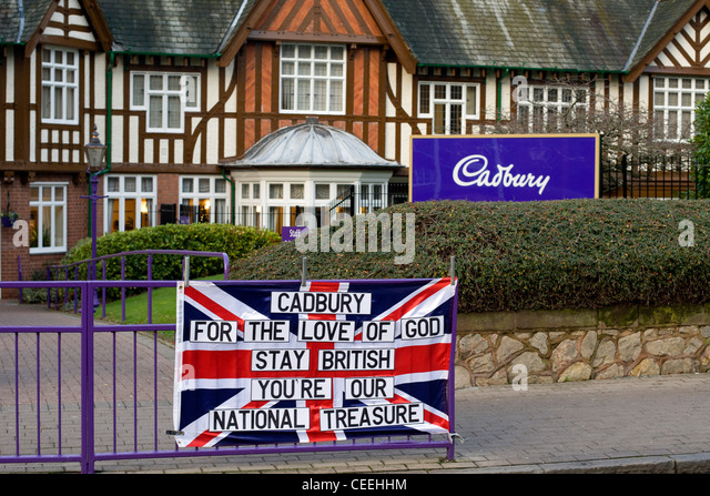 kraft and cadbury merger These are external links and will open in a new window cadbury is cutting 200 jobs, yet also investing £50m at various plants in the uk as a delegation of mps visits its home in bournville.