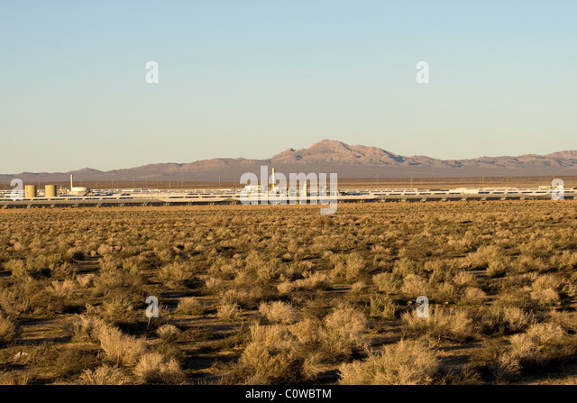 solar panels in the mojave desert Mojave desert, calif scientists are concerned about bird deaths linked to confusion because of the shimmering expanses of solar panels in the desert.