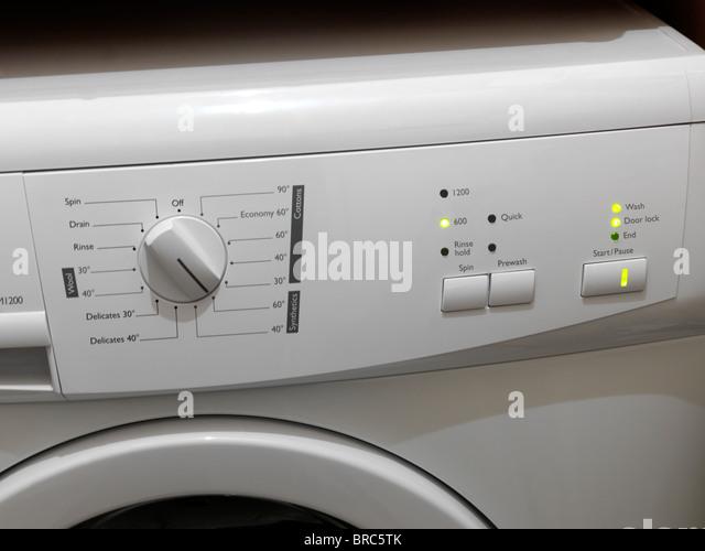 washing machine dials